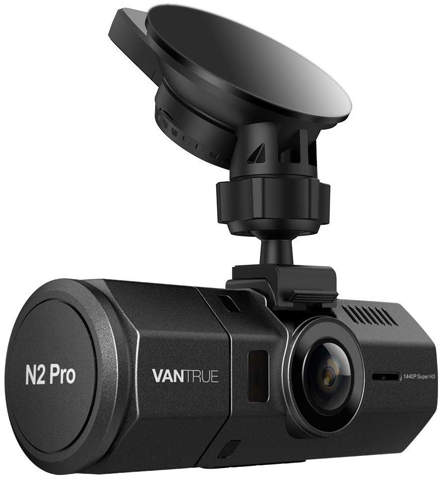 Dashcam Autokamera GPS Video Recorder Full HD 1080P Kamera 170° Weitwinkel